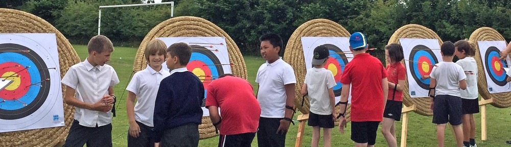 Grey Goose Archery - Workshops for Schools